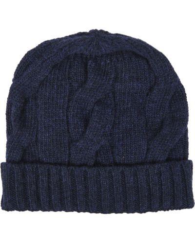 Niebieska czapka Tagliatore