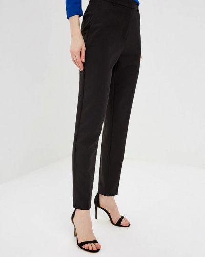 Классические брюки весенний черные Zarina
