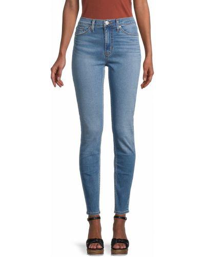 Джинсовые джинсы Hudson