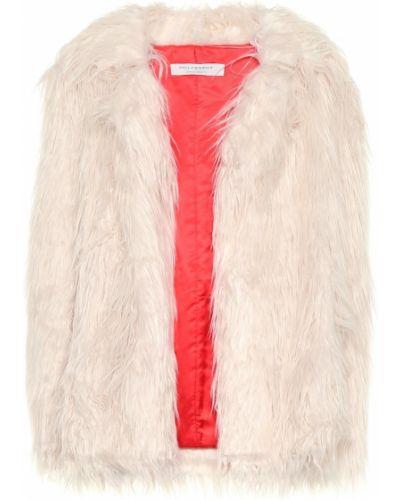 Зимняя куртка розовая плюшевая Philosophy Di Lorenzo Serafini