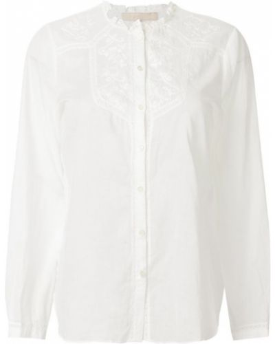Белая рубашка Vanessa Bruno