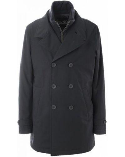 Płaszcz z kołnierzem dwustronny od płaszcza przeciwdeszczowego Herno
