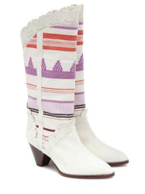 Kowboj buty Isabel Marant