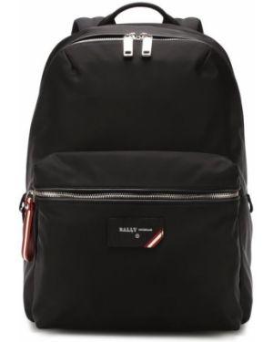 Рюкзак для ноутбука текстильный большой Bally