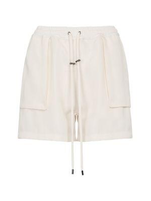 Белые шорты Tom Ford