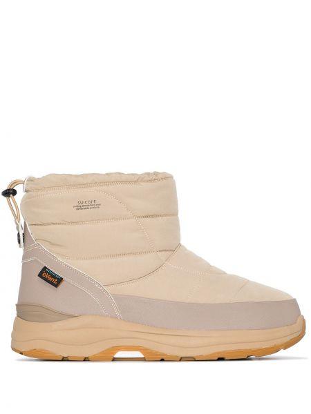 Beżowy buty Suicoke