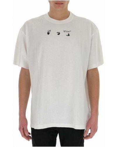 Biała t-shirt Off-white