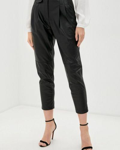 Кожаные черные брюки Lusio