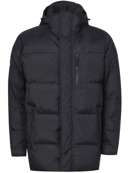 Куртка с перьями - черная Bogner