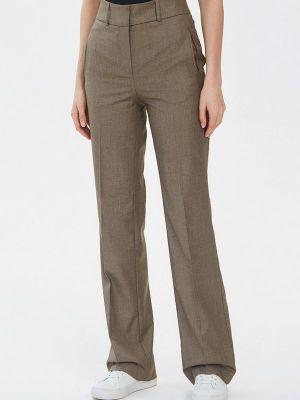 Повседневные бежевые брюки Moru