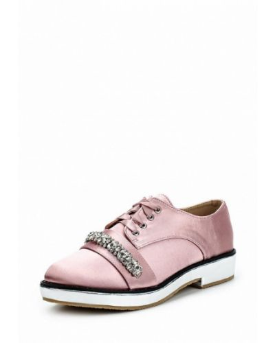 Ботинки на платформе на каблуке Lost Ink.