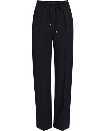 Czarne spodnie Chloe