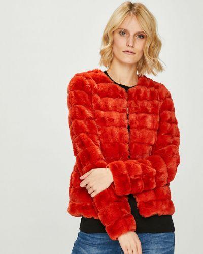 Утепленная куртка укороченная прямая Vero Moda