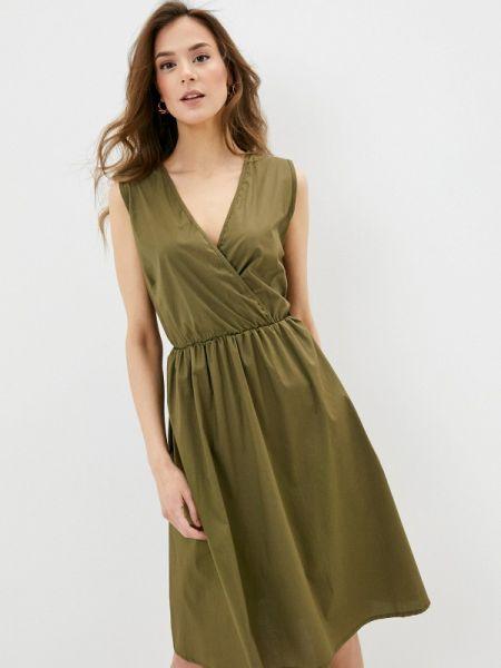 Платье хаки Perfect J
