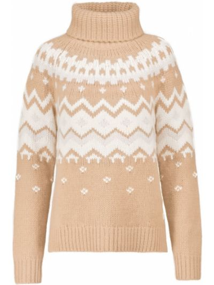 Кашемировый свитер - бежевый Bogner