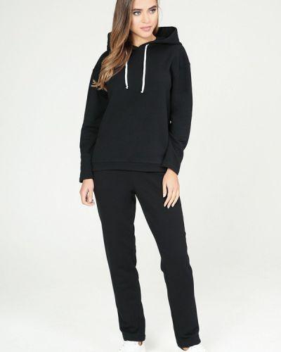 Спортивный костюм черный Kotis Couture