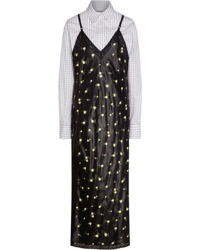 Платье миди платье-комбинация платье-рубашка Alexander Wang