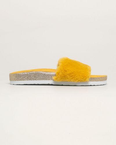 Тапочки желтый Etam