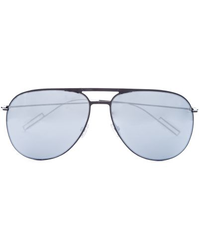 Солнцезащитные очки стеклянные металлические Dior (sunglasses) Men