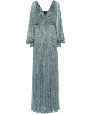 Платье с завышенной талией плиссированное Peter Pilotto