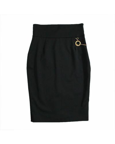 Czarna spódnica Roberto Cavalli