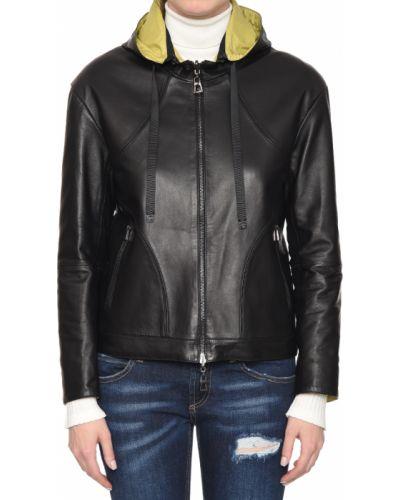 Куртка весенняя черная Diego M