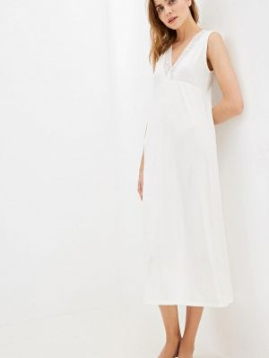 Рубашка белая Luisa Moretti