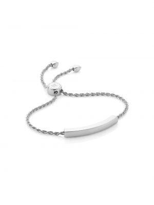 Bransoletka łańcuch ze srebra Monica Vinader
