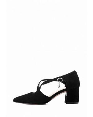 Туфли - черные Stefano Lompas