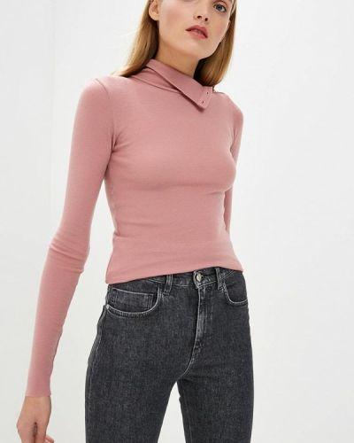 Розовая водолазка 2018 Pinko