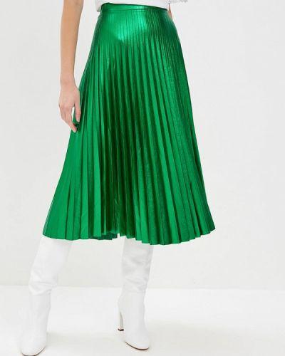 Плиссированная юбка 2018 осенняя Imperial