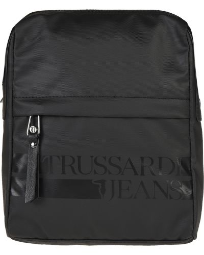 Сумка на молнии текстильная Trussardi Jeans