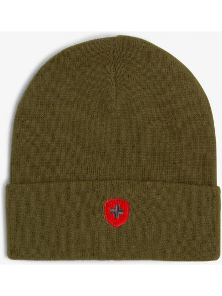 Zielony czapka baseballowa Wellensteyn