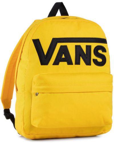 Plecak - żółty Vans