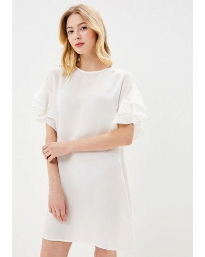 Белое платье весеннее Sweewe