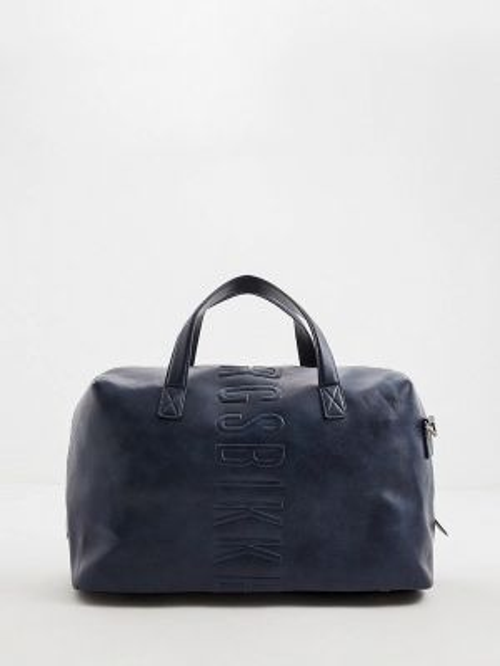 Дорожная сумка синий Bikkembergs