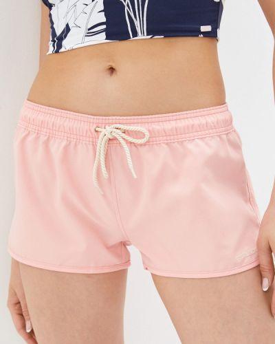 Розовые шорты Brunotti