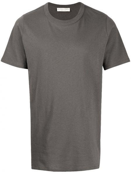 Koszula krótkie z krótkim rękawem klasyczna prosto Bottega Veneta