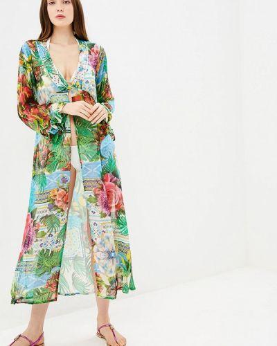 Пляжное платье весеннее платье-туника South Beach