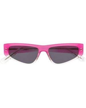 Розовые солнцезащитные очки Stella Mccartney Kids