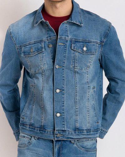 Джинсовая куртка свободная Finn Flare