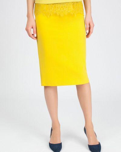 Юбка - желтая Serginnetti