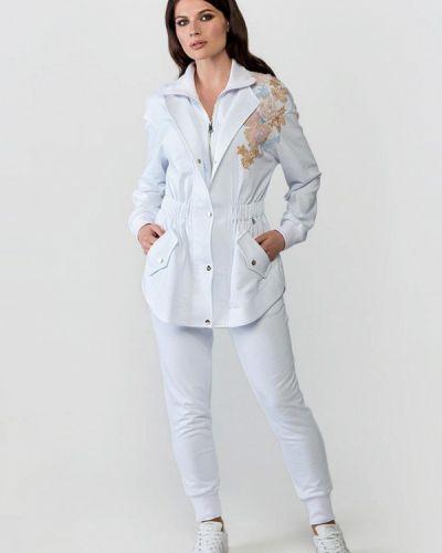 Брючный костюм белый O&j