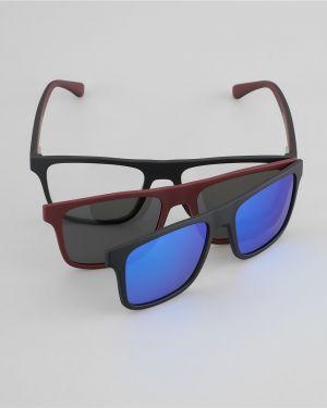 Солнцезащитные очки базовый бордовый Henderson