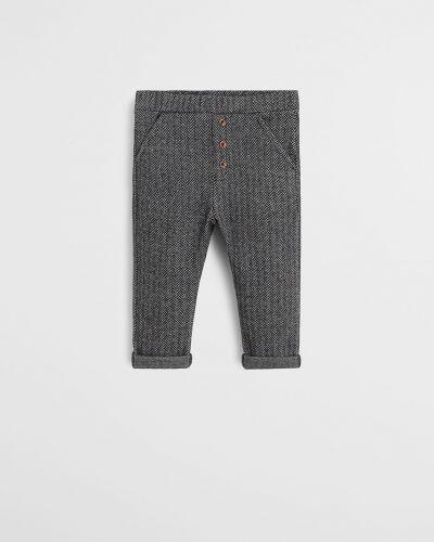 Spodnie wełniany mało Mango Kids