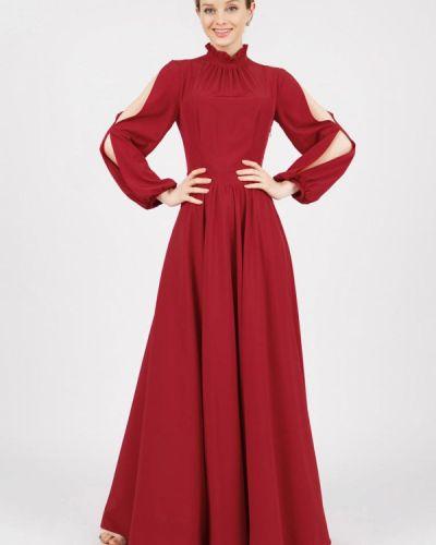 Вечернее платье - бордовое Marichuell