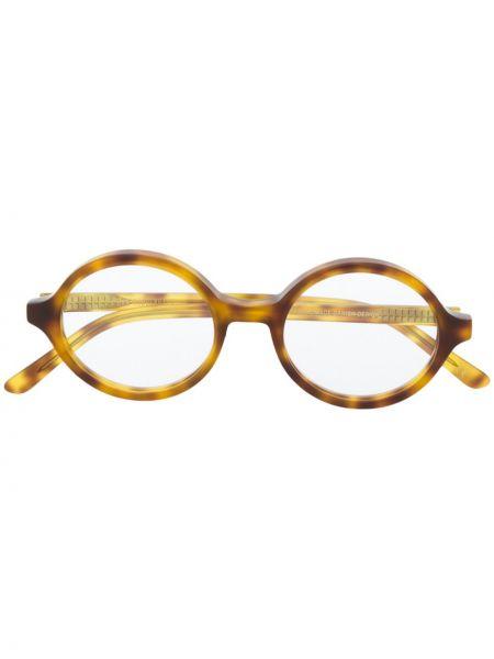 Прямые муслиновые солнцезащитные очки круглые Han Kjøbenhavn