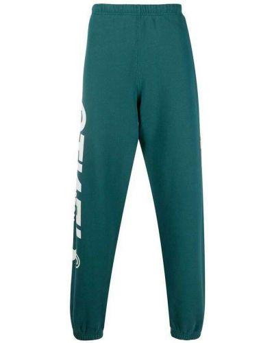 Niebieskie spodnie dresowe Heron Preston