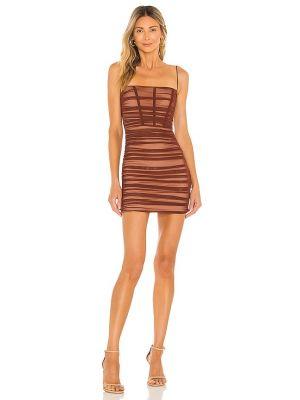 Платье сетчатое Nookie