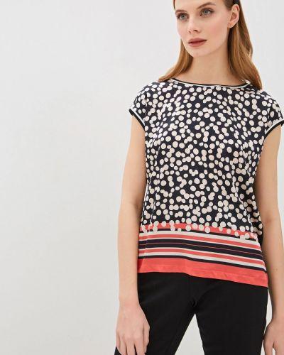 Шелковая блузка - черная Laurèl